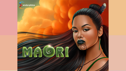 Endorphina releases the MAORI slot before the end of the year