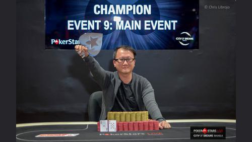 Manila Megastack 6: Siong Boon Heng wins Main Event