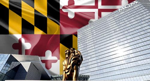 Maryland casino revenue rises in last month pre-National Harbor