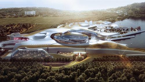 Mohegan Sun to get $750M from South Korea casino