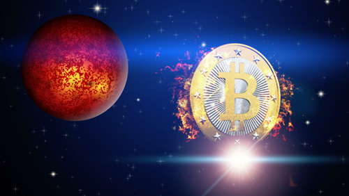 NASA petitioned to create bitcoin wallets for trading in Mars