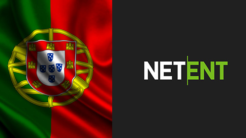 NetEnt games live in Portugal