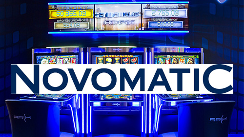 NOVOMATIC to unfold complete gaming solutions at ICE 2017