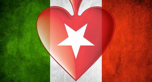 PokerStars has lousy November in Italy