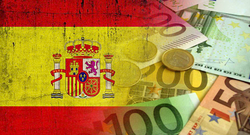 Spanish gambling spending equals 3% of country's GDP