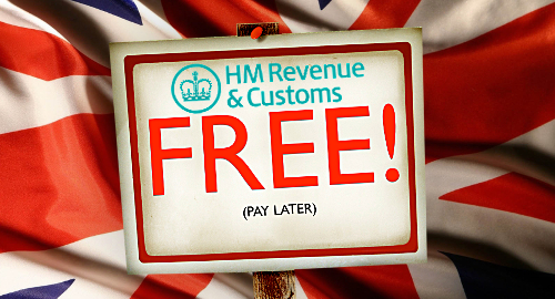 UK online gambling operators catch a break on freeplay tax
