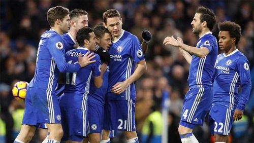 Week 18 EPL review: Record 12-wins for Chelsea