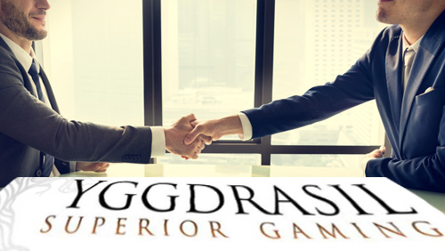 Yggdrasil agrees SuprNation deal