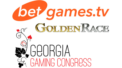 Betgames.tv and GoldenRace became the exhibitors at Georgia Gaming Congress