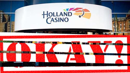 Breaking: Dutch Lower House okays Holland casino privatization