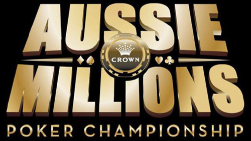 Crown announces ANTON as official jewellery partner of the 2017 Aussie Millions Poker Championship