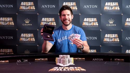 Event fifteen – Recap 2017 Aussie Millions Poker championship