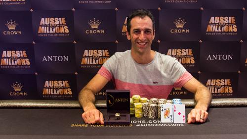Event one recap – 2017 Aussie Millions Poker Championship