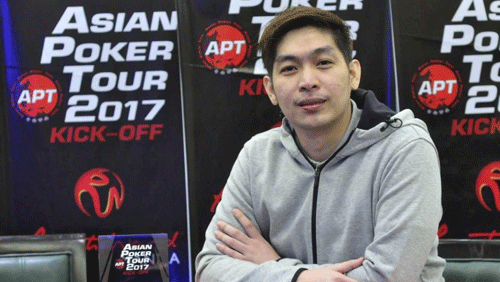 John Tech burns four to win the Welcome Event; 14 survive the Warm-Up event