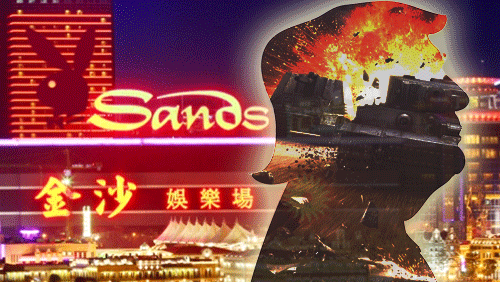 Las Vegas Sands in danger as Trump threatens war over Chinese islands