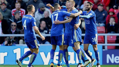 Leicester was the most profitable Premier League side for punters in 2016
