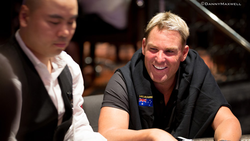Main event day one, flight one recap – 2017 Aussie Millions Poker Championship