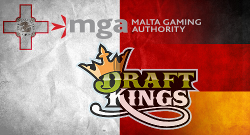 DraftKings get Malta DFS license, plot German market launch