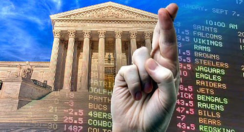 Supreme Court offers hope for New Jersey's sports betting quest