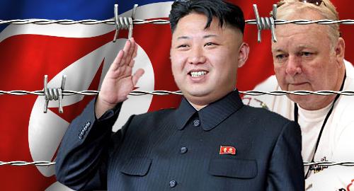 North Korea foils Russ Hamilton's escape attempt