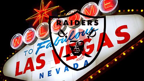 Oakland Raiders file paperwork for Las Vegas move