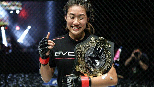ONE Women's Atomweight World Champion Angela Lee to defend title against Jenny Huang