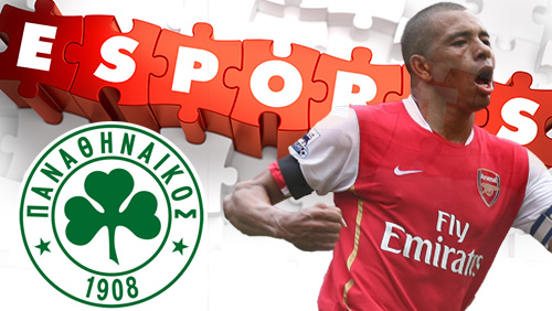 Panathinaikos create eSports team; Gilberto Silva leaves Sporting Director role by mutual consent