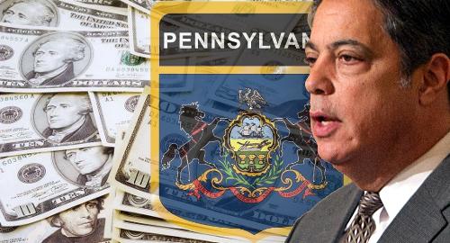 Pennsylvania pol previews new online gambling bill with 25% tax