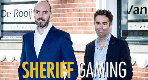 Ex-CEO of defunct Sheriff Gaming sues Dutch gov't for €75m