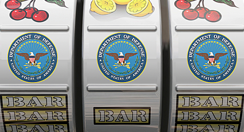 US military warned about problem gamblers in the ranks