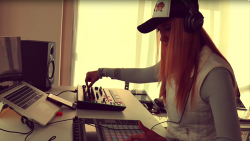 Vanessa Rousso set to release her first single 'Kiss Face.'