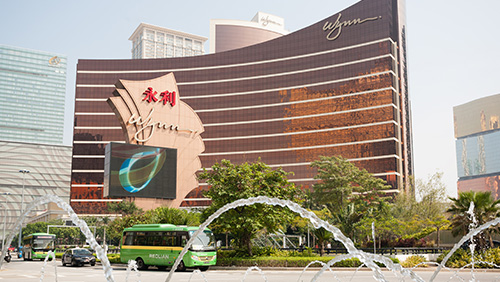 Wynn Palace has yet to avail of 25 extra gambling tables