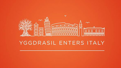 Yggdrasil to enter Italy