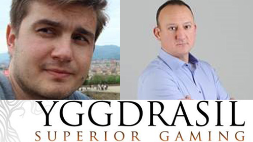 Yggdrasil makes two senior appointments