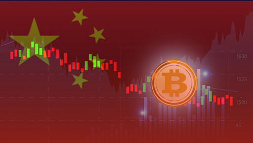 Bitcoin tumbles as China issues new warning to digital currency exchanges