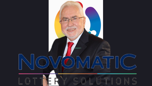 Erwin Horak joins NOVOMATIC as Lottery consultant