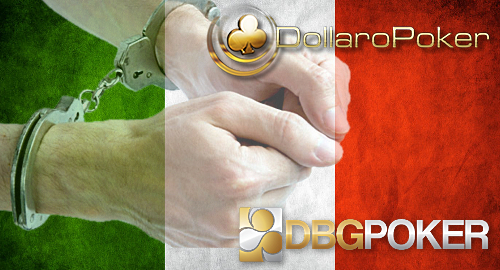 Italy busts another DBG/Dollaro Poker-linked Mafia gambling ring