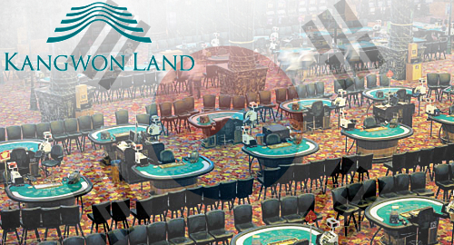 South Korea's Kangwon Land reports unexplained profit slump