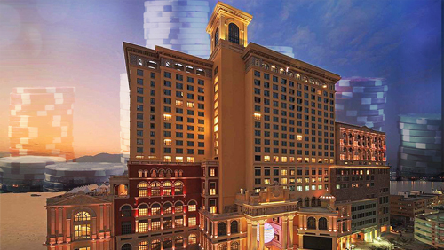 Macau's Ponte 16 may include gaming, says Success Universe