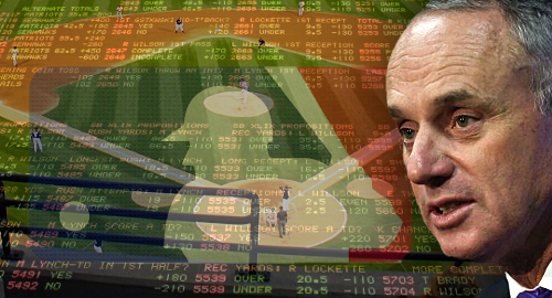 "Major League Baseball ""reexamining"" sports bet position"