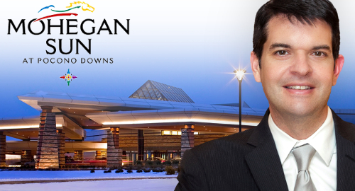 Former MTGA CEO: exit not tied to Mohegan Sun Pocono fraud