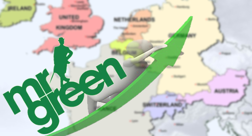 New products lessen Mr Green's reliance on Nordic markets