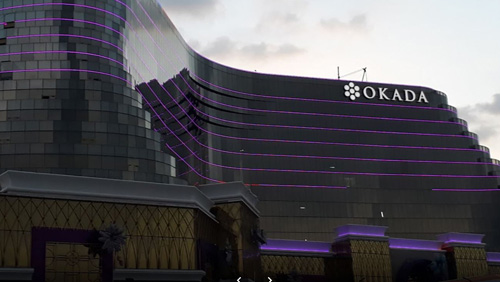 Okada Manila pushes back grand opening to end of March