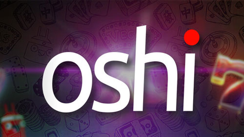 Oshi introduce industry 1st Build Your Bonus™ feature.