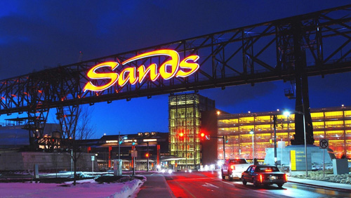 Security guards sign landmark union contract with Las Vegas Sands