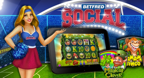 Betfred hops on social casino bandwagon with Betfred Social