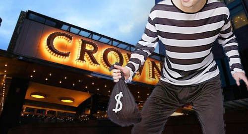 Crown Resorts VIP pleads guilty to $125k chip theft