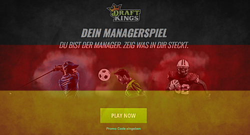 DraftKings launch German-facing daily fantasy sports site
