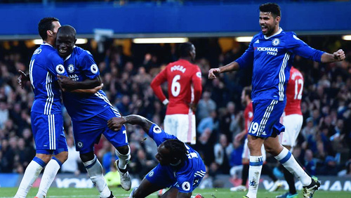 FA Cup QF review: The double is on after Chelsea beat Man Utd