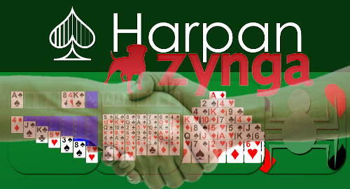 Zynga buy four Harpan Solitaire games for $42.5m